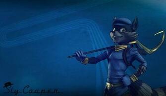 sly cooper wallpaper by nolan989890 fan art wallpaper games 2012