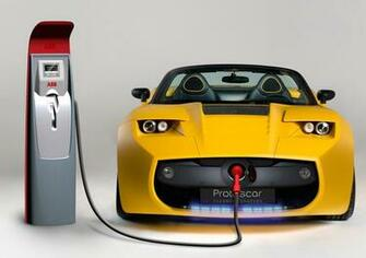 Electric cars  Logo Brands For HD 3D