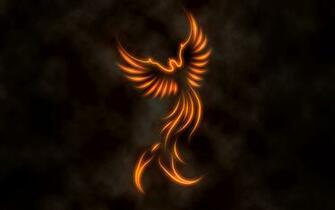 fire phoenix Computer Wallpapers Desktop Backgrounds 1680x1050 ID