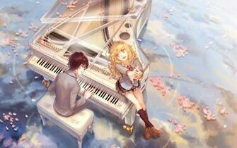your lie in april images Your Lie in April HD wallpaper and