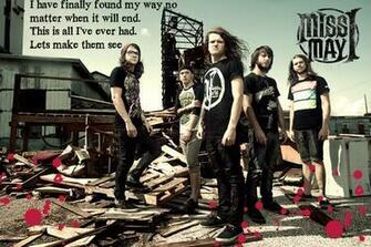 Miss May I by XxRazorAngelxX