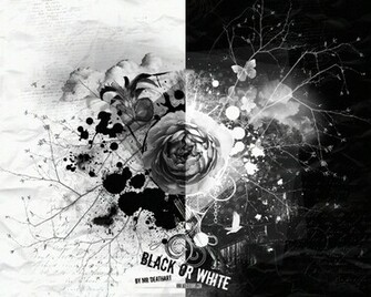 45 Stunning black and white wallpaper Showcase