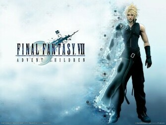 Wallpaper Cloud Final Fantasy VII Ramdanrastras Blog