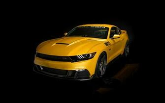 2015 Saleen Mustang S302 Black Label Wallpaper HD Car Wallpapers