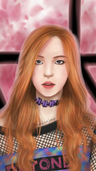 [BLACKPINK] BOOMBAYAH   Rose by nakkamjong