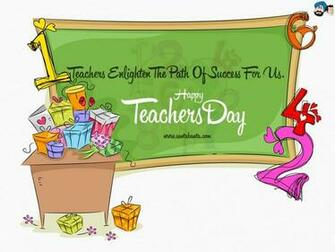 Teachers Enlighten The Path Of Success For Us Happy Teachers Day