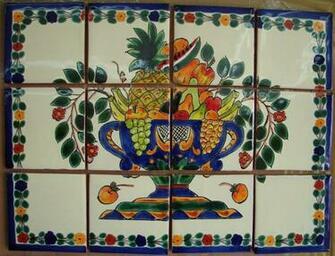 Mexican Painted Tiles Joy Studio Design Gallery   Best Design