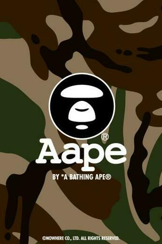 Bathing Ape Camo   iPhone 4 Wallpaper   Pocket Walls HD iPhone