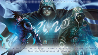 Magic the Gathering Jace Beleren Wallpaper by IceCremeCake A