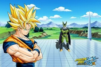 Wallpapers de DragonBall Z HD DragonXoft