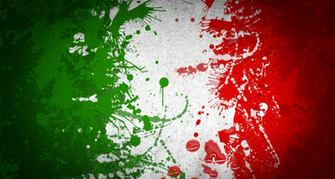 Mexican Flag Wallpaper Designs Flag art italy wallpaper