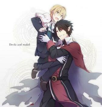 Dantalion Makai Ouji devils and realist   Zerochan Anime Image