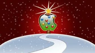 animated background holiday desktop mac christmas apple wallpapers