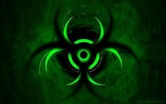 Cool Biohazard Symbol Wallpaper Biohazard echo by arkanith