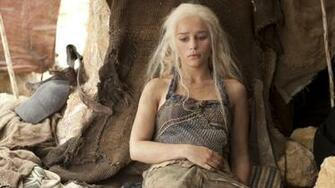 Wallpaper Emilia Clarke in Game of Thrones 2560x1600 HD Picture Image