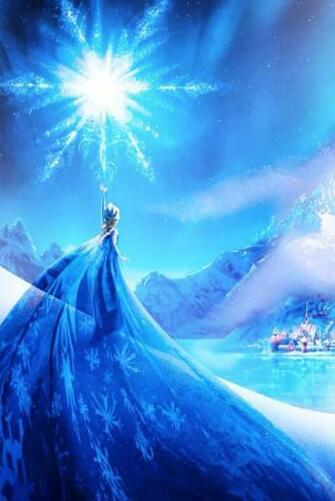 Frozen   elsa   disney wallpaper Disney Wallpapers For Iphone Iphone