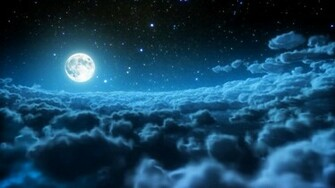 Cloudy Night Wallpapers 10197