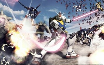 Dynasty Warriors Gundam Wallpapers HD Wallpapers