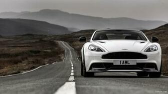 2015 Aston Martin Vanquish Carbon White Edition   Front HD