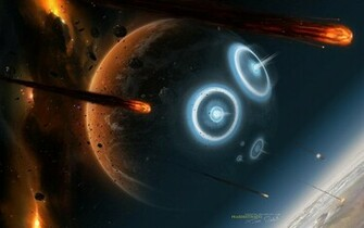 planets stars galaxies nebulae sci fi type wallpaper for wallpaper n