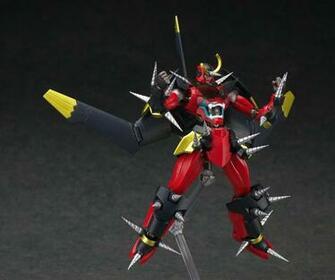 Super Robot Chogokin Gurren Lagann Otoko no Drill set Full