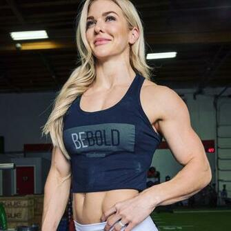 Athlete Brooke Ence CrossFit Games