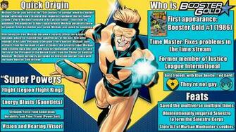 Booster Gold Wallpaper 17   1920 X 1080 stmednet