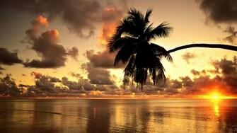 Hawaii Sunset Beach Wallpaper 12984 Wallpaper WallpaperLepi