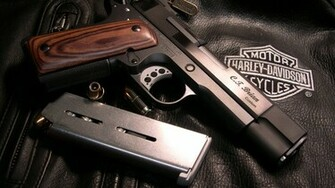 Best Guns And Harley Davidson Wallpaper Deskto 3047 Wallpaper High