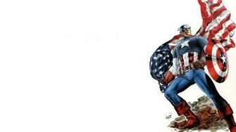 Captain America HD Desktop Background Wallpaper with 1920x1080