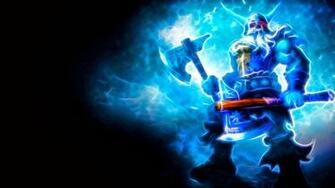 Olaf League of Legends Wallpaper Olaf Desktop Wallpaper