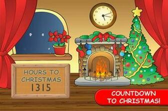christmas countdown desktop wallpaper   wwwwallpapers in hdcom