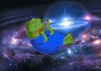 Pepe Frog Shoot for Pinterest