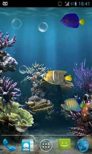 Fish Aquarium Live Wallpaper   Android Apps on Google Play