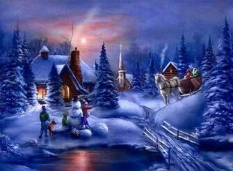 animated christmas desktop background christmas tree desktop