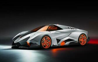 Lamborghini Egoista Concept Car Wallpapers HD Wallpapers