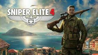 Sniper Elite 4 Wallpapers High Quality Download