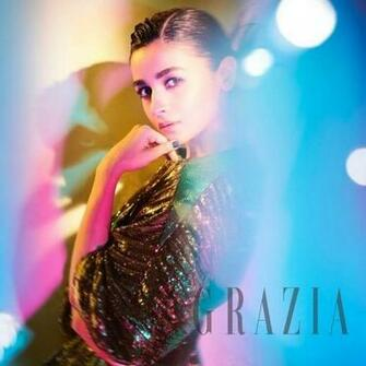 Alia Bhatt Hot Photoshoot For Grazia India Magazine Ultra HD 2019