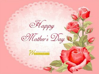 Magnificent Mothers Day Wallpaper