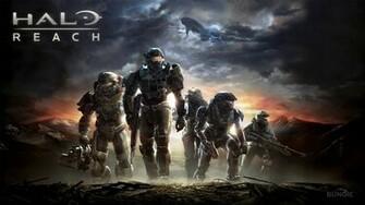 Halo Reach Desktop Wallpaper   High Quality Zippy Gamer