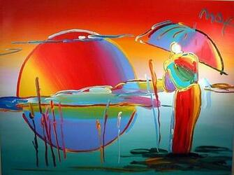 Peter Max Graphics Code Peter Max Comments Pictures