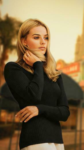 Margot Robbie Once Upon a Time in Hollywood 2019 Movie