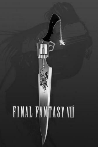 iPhone background Final Fantasy Viii from category games wallpapers