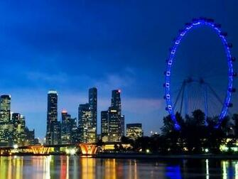 wallpapers Singapore City Wallpapers