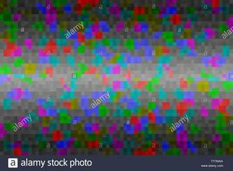 Abstract colorful glitch gradient background Texture with pixel