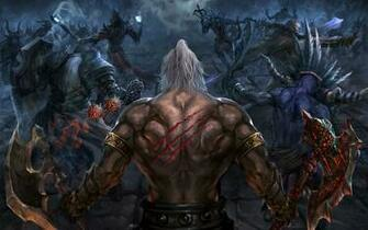 Diablo 3 Barbarian Wallpapers 1 1