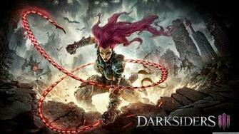 Fury DarkSiders III 4K HD Desktop Wallpaper for 4K Ultra HD TV