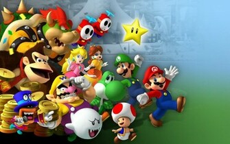 Super Mario Game Wallpapers   HD Backgrounds