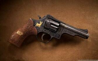 Dan Wesson Pistol HD Wallpaper   StylishHDWallpapers