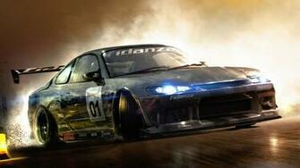 Download Drift Racing Car Wallpaper Wallpapers
